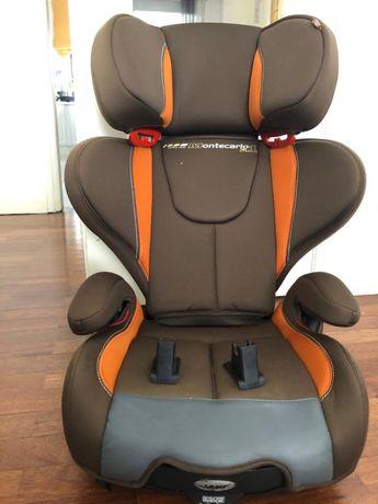 Cadeira Auto com isofix grupo 2/3