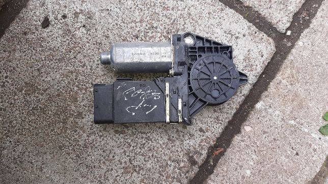silniczek moduł szyby lewy przó octavia