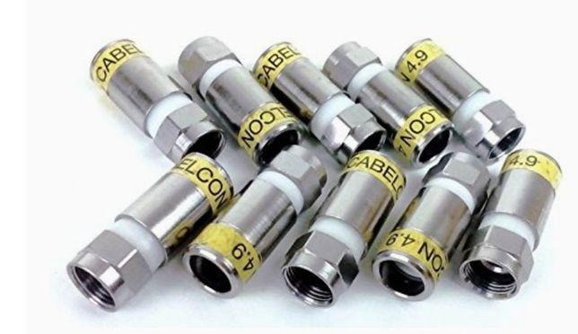 Разъем для RG11 кабеля Cabelcon Compressions F-56 4.9