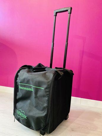 Torba podróżna TM31 TM5 TM6 nowa sztywna na kółkach walizka