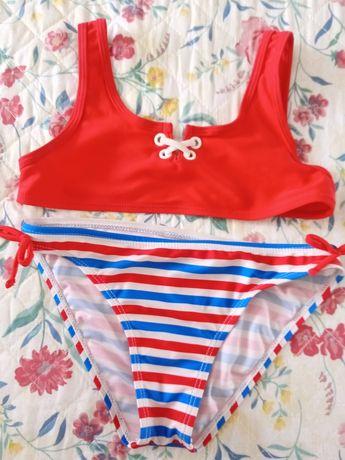 Bikini 7-8 Colete e braçadeiras Kitty