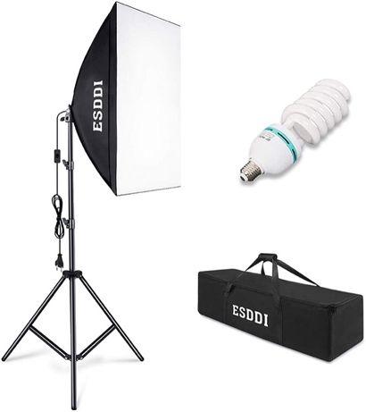 Kit de iluminação Profissional para fotografia e video - Tik Tok ARO
