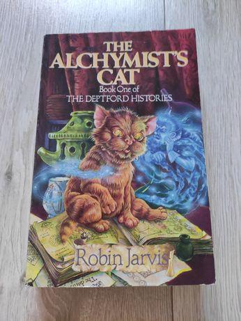 Książka po angielsku The Alchymist's cat