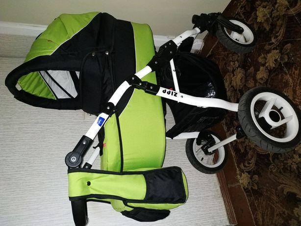 Дитяча коляска Adbor zipp 2в1.