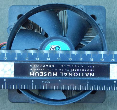 Кулер с радиатором Cooler Master CM12V, socket S775