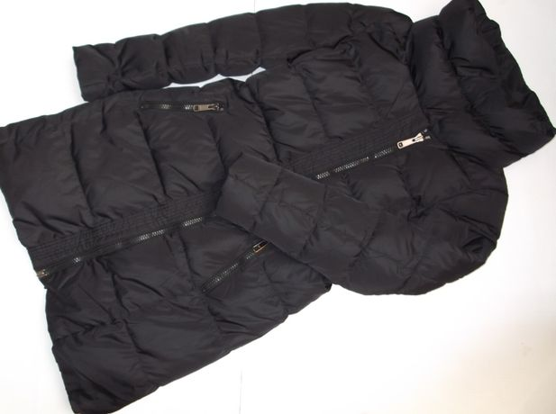 Курточка женская пух размер 8 eur 36 hallhuber