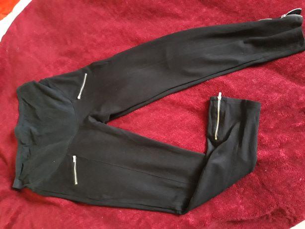 Spodnie ciążowe hm mama ogrodniczki oraz krotkie od 20zl