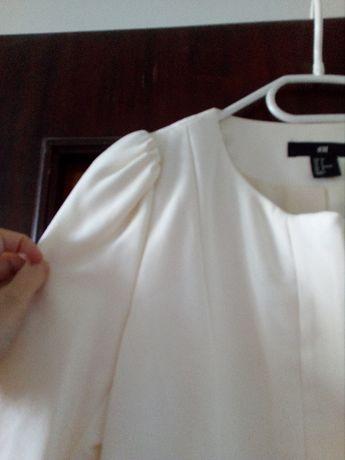 płaszcz ślubny