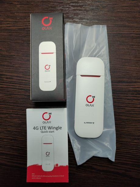 Новий 3g/4g usb WI-FI модем Olax u90 (ZTE MF) під сім карту
