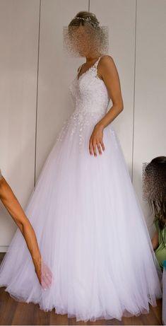 Suknia ślubna Renata Potrzeba