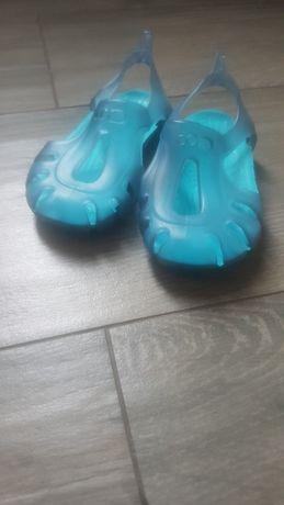 Buty do wody Decathlon gumowe sandały 22 Nabaiji
