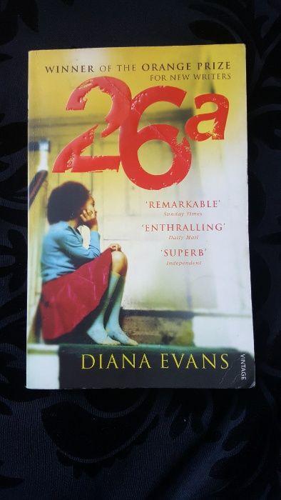 26a - Diana Evans, ENGLISH BOOK! Tarnów - image 1