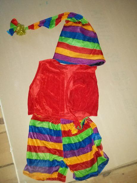 Новогодний костюм Буратино
