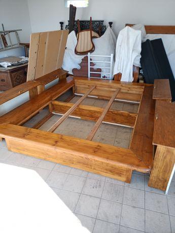 Vendo Cama madeira