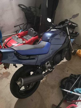 Mota GSX 1100 vendo ou troco