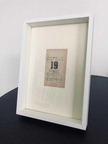 40 lat 40 rocznica jubileusz kartka z kalendarza