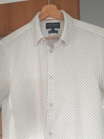Koszula męska  Firmy NOUVEAU rozmiar 40