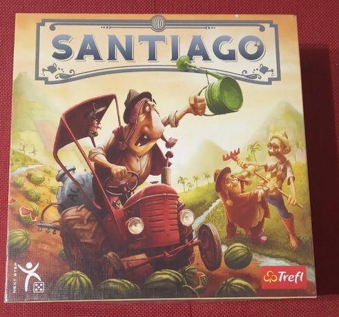 Santiago - gra planszowa