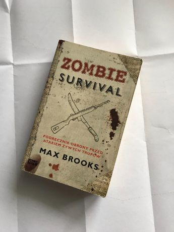 Zombie Survival Max Brooks PO POLSKU