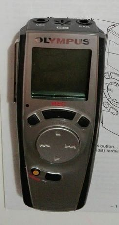 Olympus digital voice recorder VN-120PC