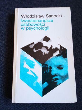 kwestionariusze osobowości w psychologii