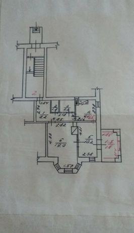 Продам 2-х комнатную квартиру на Победе
