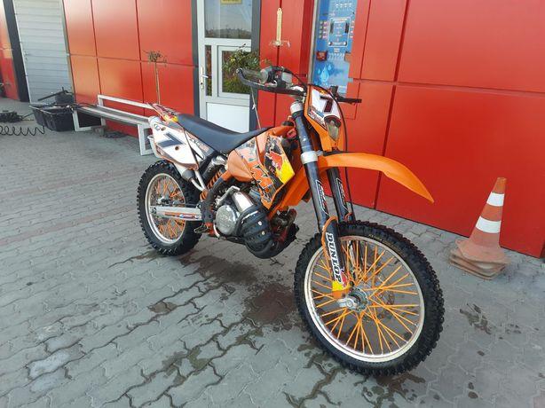 KTM exc 250 enduro