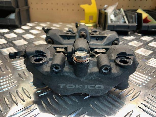 Zacisk honda cbr600rr PC40 oraz CBR 1000 R SC59 zaciski przednie hamul