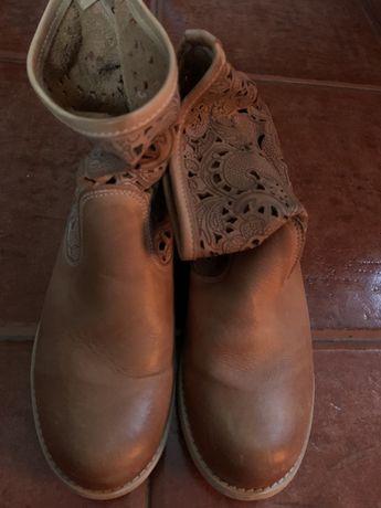 Botas made in italia