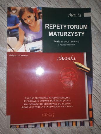 Repetytorium maturzysty. CHEMIA