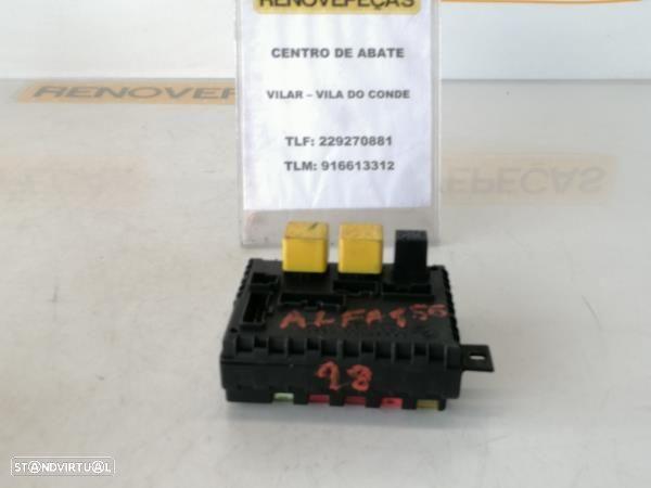 Caixa Dos Fusíveis Alfa Romeo 156 (932_)