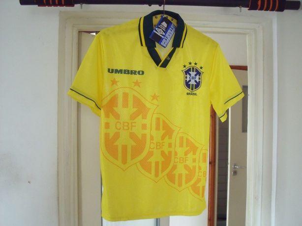 Sprzedam Koszulkę Piłkarską Brazylia 1994 Umbro