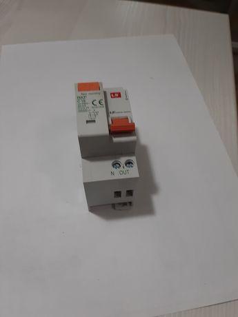 Дифференциальный автомат LS RKP(1P+N) С16A 30 мА