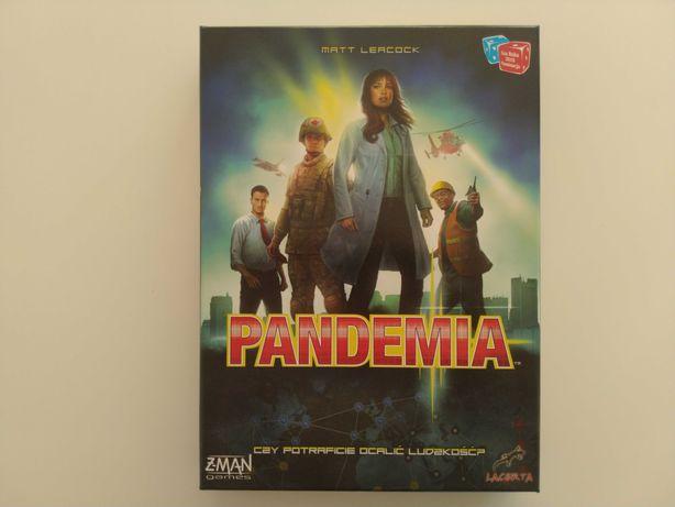 Pandemia gra planszowa