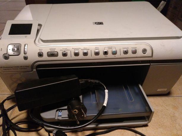 Multifunções HP 5280 avariada