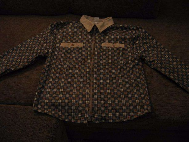 Koszula sportowa chłopięca - rozmiar 140
