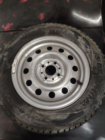 Belshina Artmotion Snow 185/65 R14 86T диск 4*100 opel