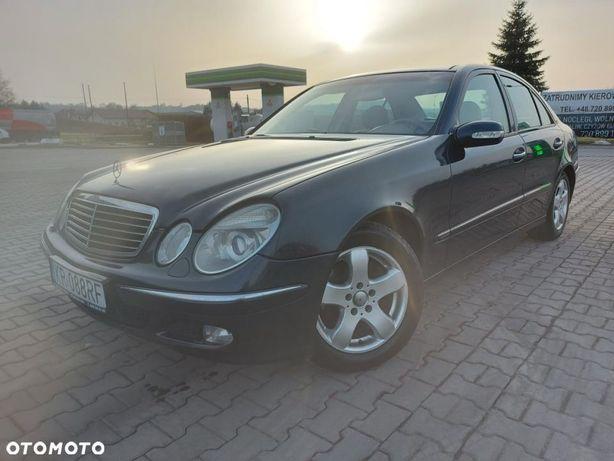 Mercedes-Benz Klasa E Oferta prywatna. Full wypas szklany dach 4xklima inne