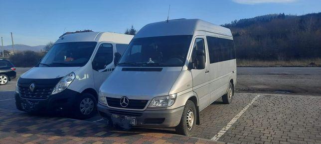 Пасажирскі перевезення Україна-Польща,Німеччина,Бельгія,Швеція.