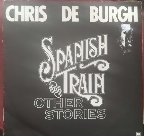Płyta winylowa - Chris de Burgh