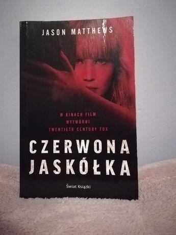 """Czerwona Jaskółka ,, Jason Matthews"""""""