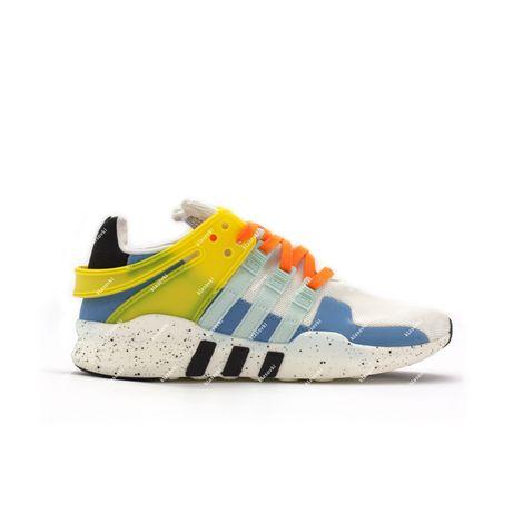 Кросівки Adidas Equipment EQT Support, white/blue/yellow/orange