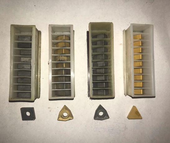 Станочный инструмент (пластины, фрезы, развертки)