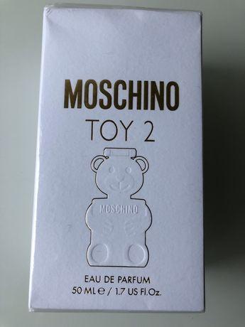 скидка 35% Moschino TOY 2 из Dury Free