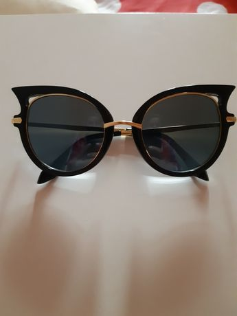 Солнцезащитные очки, кошечки, кошачий глаз