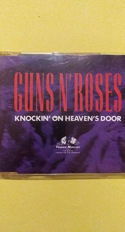 Guns N' Roses ‎– Knockin' On Heaven's Door, 1992 , CD Germany