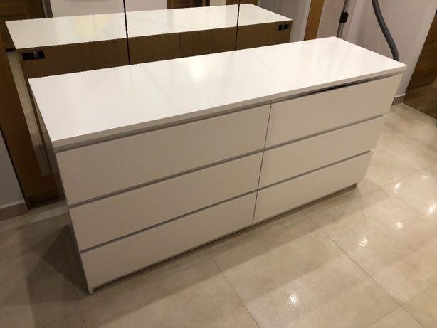 komoda biała IKEA