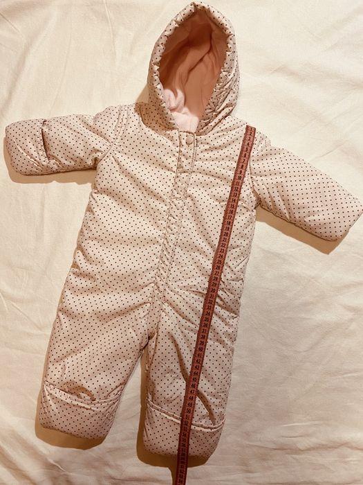 Зимний комбенезон на девочку 56 размер Запорожье - изображение 1