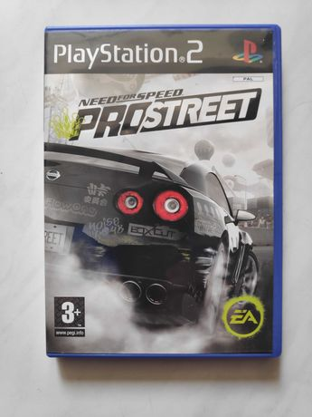 Game Playstation 2 | Jogo Need for Speed: ProStreet para a PS2