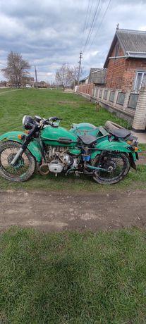 Продам Урал м-67